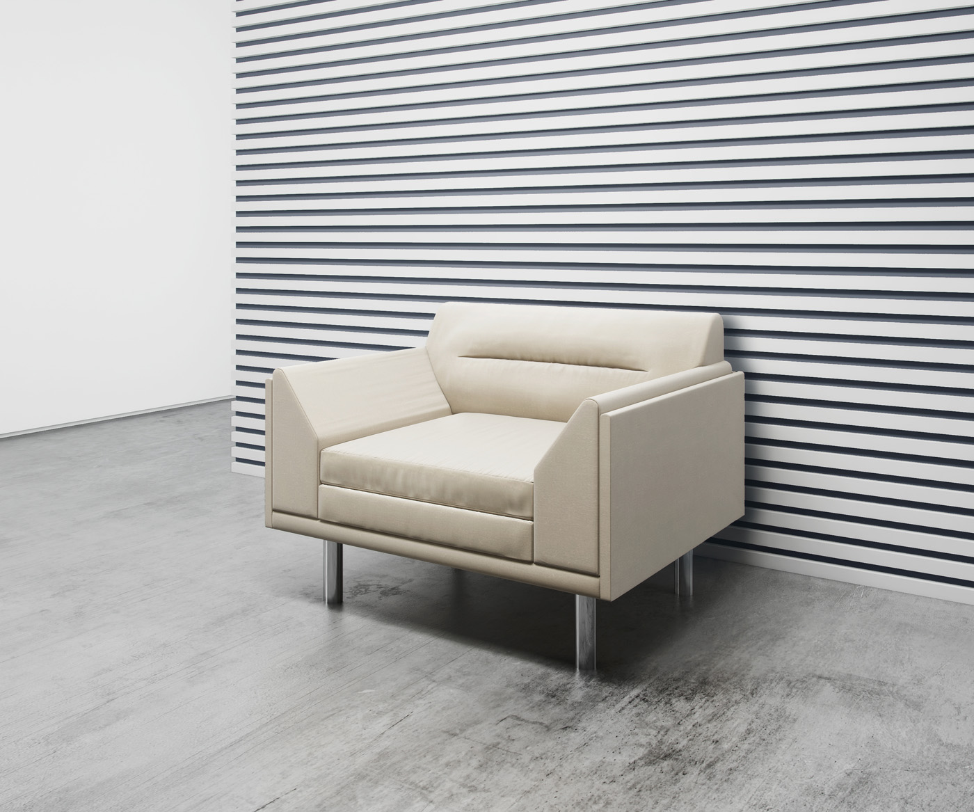 Milano, chair