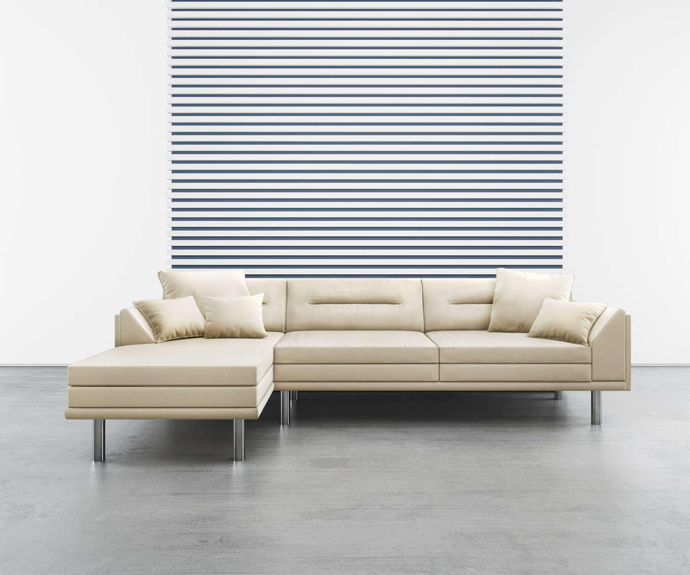 Milano, sectional